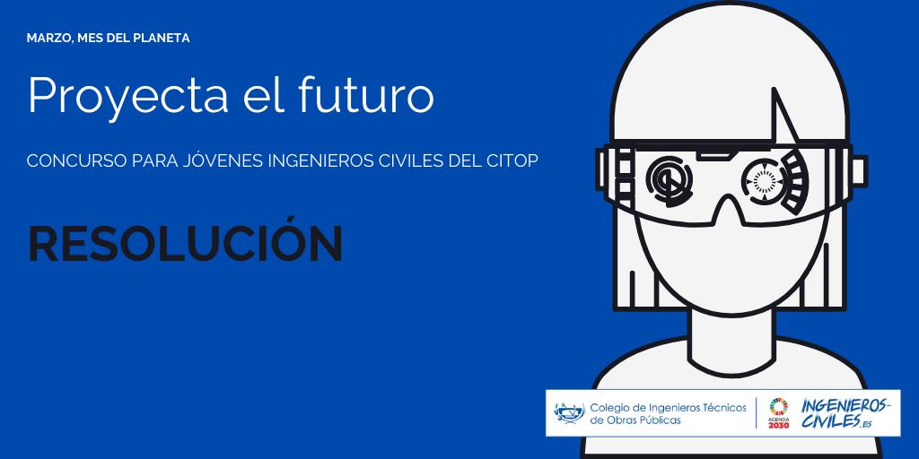 """""""Proyecta el futuro"""", resolución del concurso del CITOP"""